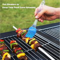 BBQ Skewer With Grill Rotisserie