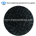 100% Soluble Super Potassium Humate Shiny Flakes