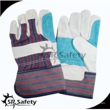 SRSAFETY preiswerter Preis in China / Leder Hand Handschuhe gemacht