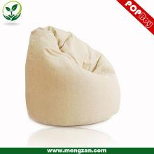 La gota de agua que rodea beanbag el sofá, producto suave del bolso de la haba