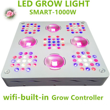 1000W 1500W 2500W Greenhouse Smart LED Grow Light