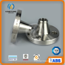 Class 150lb Stainless Steel Weld Neck Flange Forged Flange with OEM Service (KT0004)