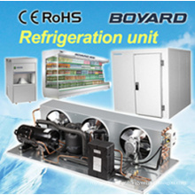 r22 r404a cooling compressor condenser unit refrigeration unit for refrigerated box truck