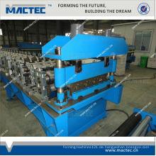 Kaltgewalzte Stahlboden-Plattform der europäischen Standardqualität, die Maschine herstellt