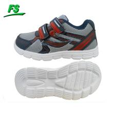 belle porcelaine en gros enfants chaussures de sport, chaussures de marche souple