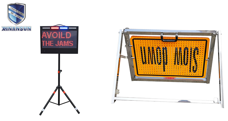 led electronic warning board