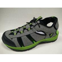3 colores de los hombres gris / negro / marrón deportes sandalias
