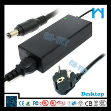 Adaptador de la CC de la corriente 14v 6a de la energía llevada para la computadora de la PC de la tableta fuente de alimentación / adaptador de la conmutación del escritorio 84w