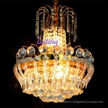 Wholesale lumières traditionnelles petit lustre en cristal salon lumière