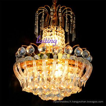 2017 nouveau design style européen âgés fer lampe pendentif en 3 lumières
