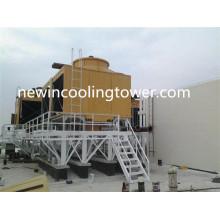 Torre de resfriamento FRP com eficiência energética