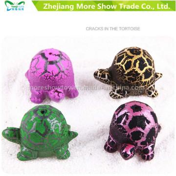 Nuevos huevos mágicos crecientes de la tortuga del animal doméstico que eclosionan los juguetes del huevo