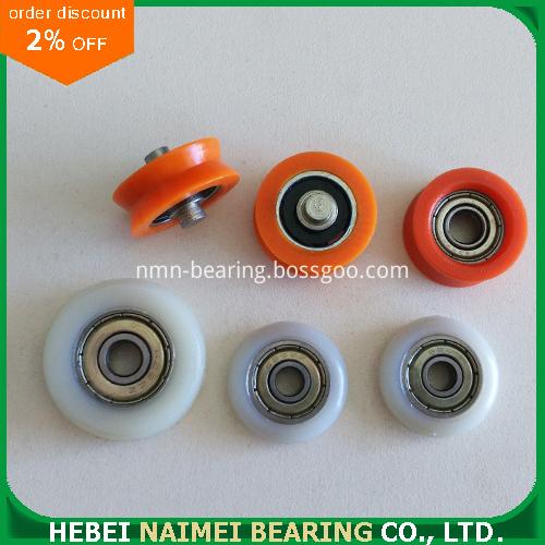 Plastic Roller Manufacturer