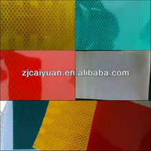 CY Prismatic High Intensity Grade Reflective Sheeting (PET/Acrylic Type) Colorful International Traffic Signs