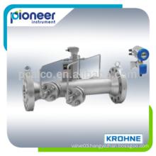 Krohne UFM530 HT ultrasonic flow meter