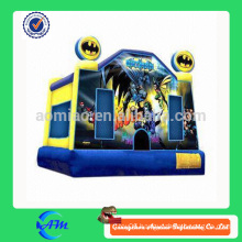 new style american hero inflatable bouncer bouncy castle for kids