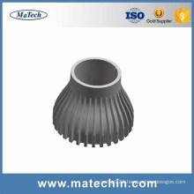Custom High Quality Cast Aluminum Powder Finish Lamp
