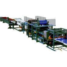 Máquina formadora de paneles sándwich Bohai para la construcción