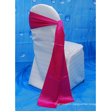 100% Polyester Chair Satin Sash for Banquet