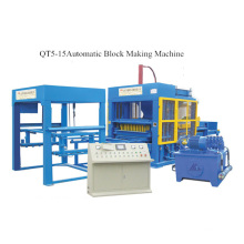 Cement Block Making Machine Brick Making Machine (QT5-15)