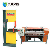 Hot Sell Waste Radiator Separator Machine