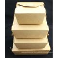 Brown Kraft Noodle Box Großhandel