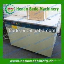 2013 the best selling high-table semi-autosemi carton box binding machine