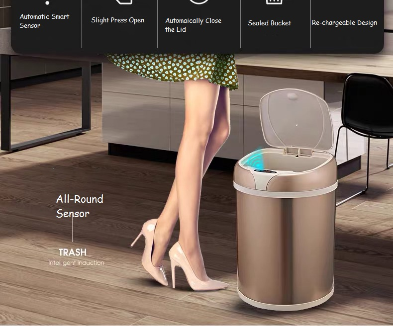 Intelligent Garbage Bin