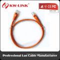 Дешевые красочные UTP Cat6 патч-корд кабель