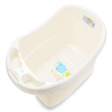 Safety Plastic Classic Baby Bath Tub S