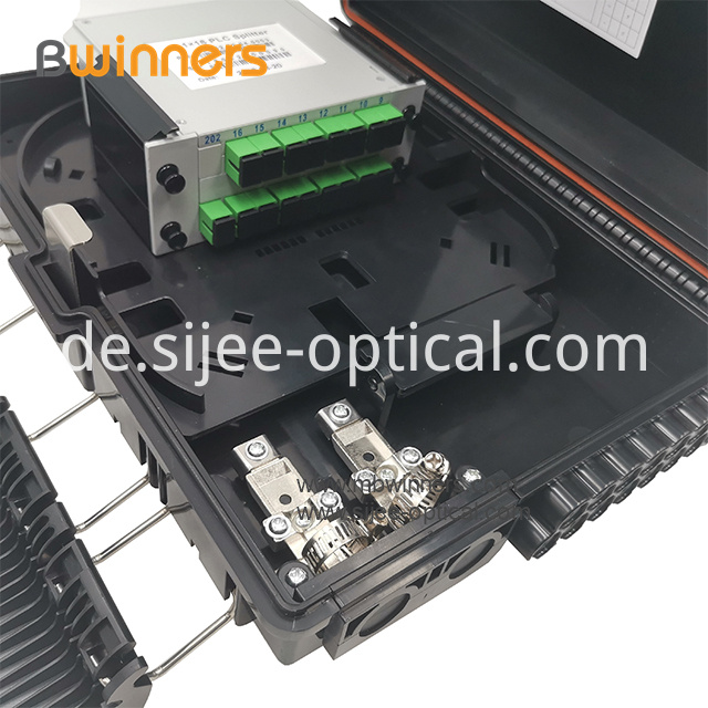 Fdb 16 Fiber Optic Distribution Box