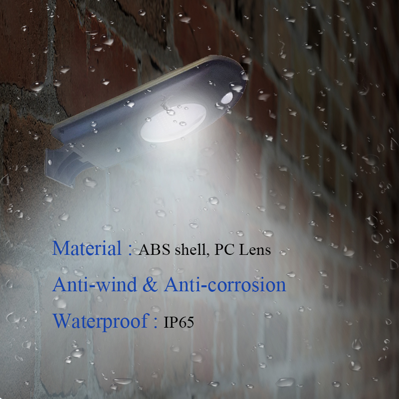 WATERPROOF STREET LIGHT