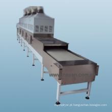 Máquina de secagem de carne por micro-ondas Shanghai Nasan