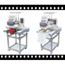 Única máquina principal comercial do bordado para o tampão, o t-shirt e o bordado liso