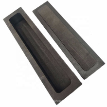 Jewelry casting high strength carbon different types of graphite boat