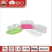 Kunststoff-Käse-Server-Lebensmittel-Box