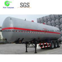 Liquid Gas Semi Trailer for Transportation