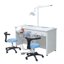 HST phantom head teaching unit for dental