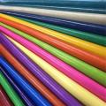 Couro de PVC de qualidade superior Worldspread para fabricação de estofados de móveis