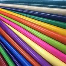 Couro sintético do PVC dos materiais da mobília do elevado desempenho para o mercado de Malásia