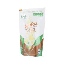 Sea Food Rice Coffee Tea Snack Fruit Tobacco Printed Zipper Ziplock Laminated Biodegradable Plastic Pouch Packaging Bag