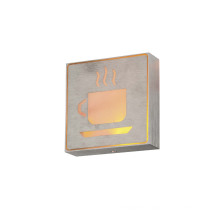 The Restaurant Indicator Coffer Room LED Wall Lamp
