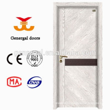 MDF surface honeycomb flush Melamine door