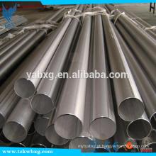GB9787 2B e tubo redondo redondo de aço inoxidável AIS304L recozido