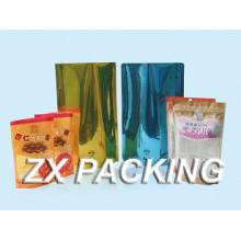 Filme de rolo de pacote de lanche para embalagem de alimentos