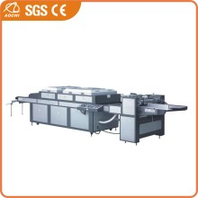 Semi-Auto Whole UV Coating Machine (UV-1000B)