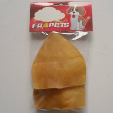 """Dog Chew of 5"""" Smoked Pork Hide Pig Ear for Dog"""