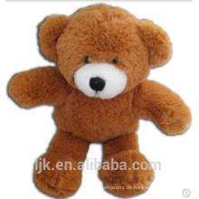 Maßgeschneiderte Plüschtiere benutzerdefinierte Stofftiere Plüschtiere Teddybär mit hoher Qualität