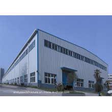 Vorgefertigte Stahlkonstruktions-Werkstatt, Lager