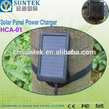 Chargeur d'énergie solaire de caméra de chasse
